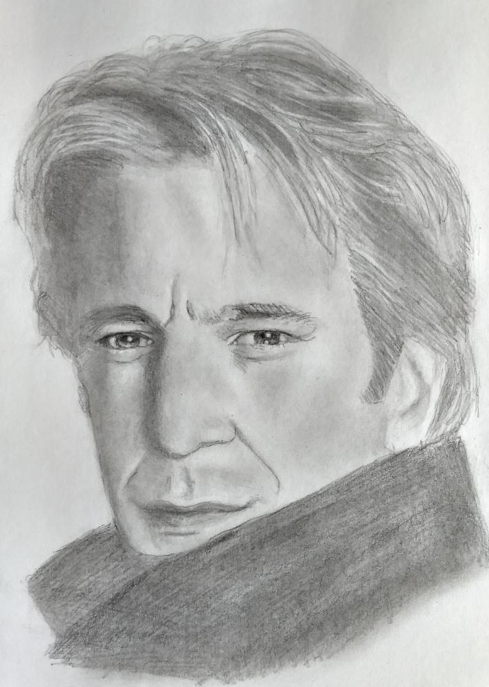 Alan Rickman por paulb